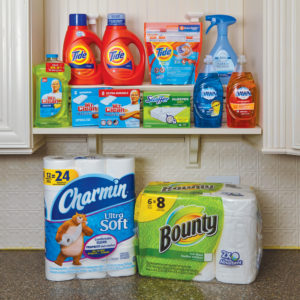 CMN receives part of the proceeds from these products during our 5000 Store Event