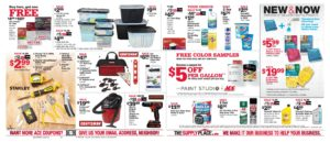 August 2017 Red Hot Buys Circular - CA-page-2&3