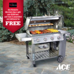 May 2017 Weber Grill Banner