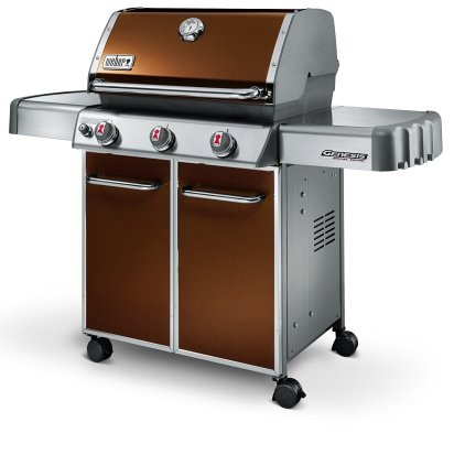Weber GENESIS EP-310 LP COPPER
