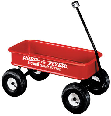 Radio Flyer Big Red Classic