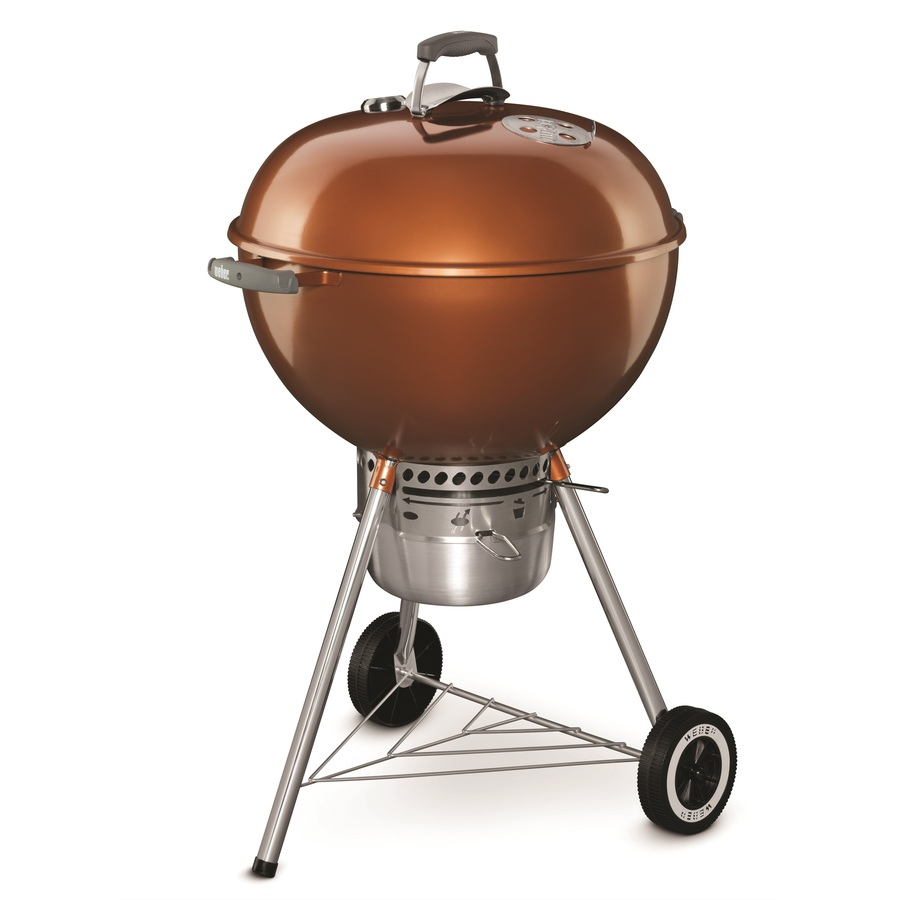 "Weber Original Premium Kettle Grill 22"" Copper"