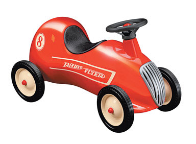 Radio Flyer Little Red Roadster #8