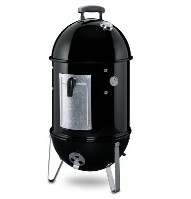 Weber Smokey Mountain Cooker 14 1/2 inch Black
