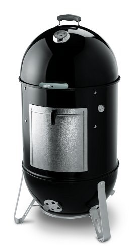 Weber Smokey Mountain Cooker 22 1/2 inch Black