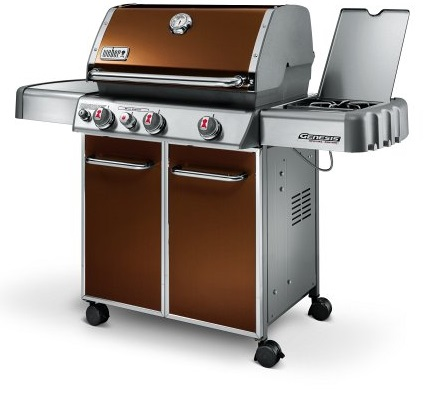 Weber GENESIS EP-330 LP Copper