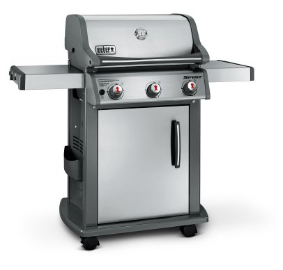 Weber Spirit SP-310 LP Stainless Steel
