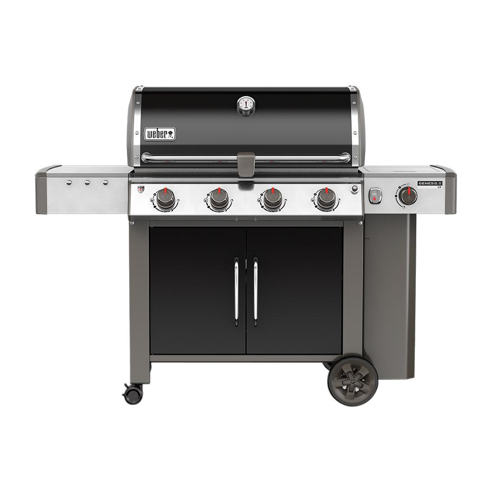 Weber Genesis II LX E-440 Natural Gas Grill