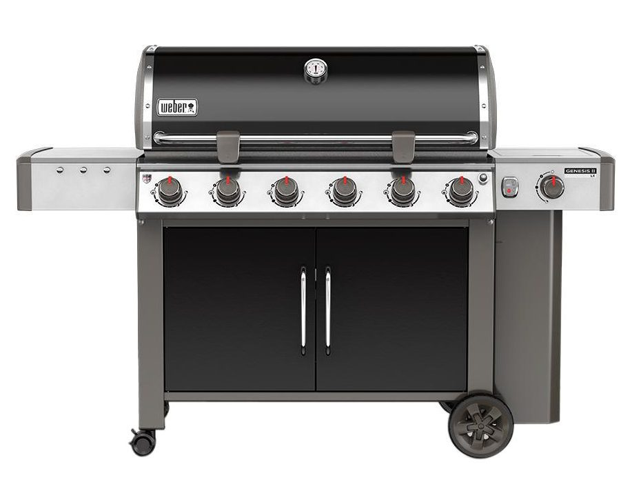 Weber Genesis II LX E-640 NG Gas Grill