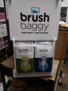 Brush Baggy