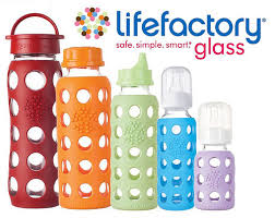 LifeFactory Glass Bottles