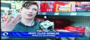 Mary Ellen Marin Ace