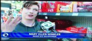 Mary Ellen Marin Ace