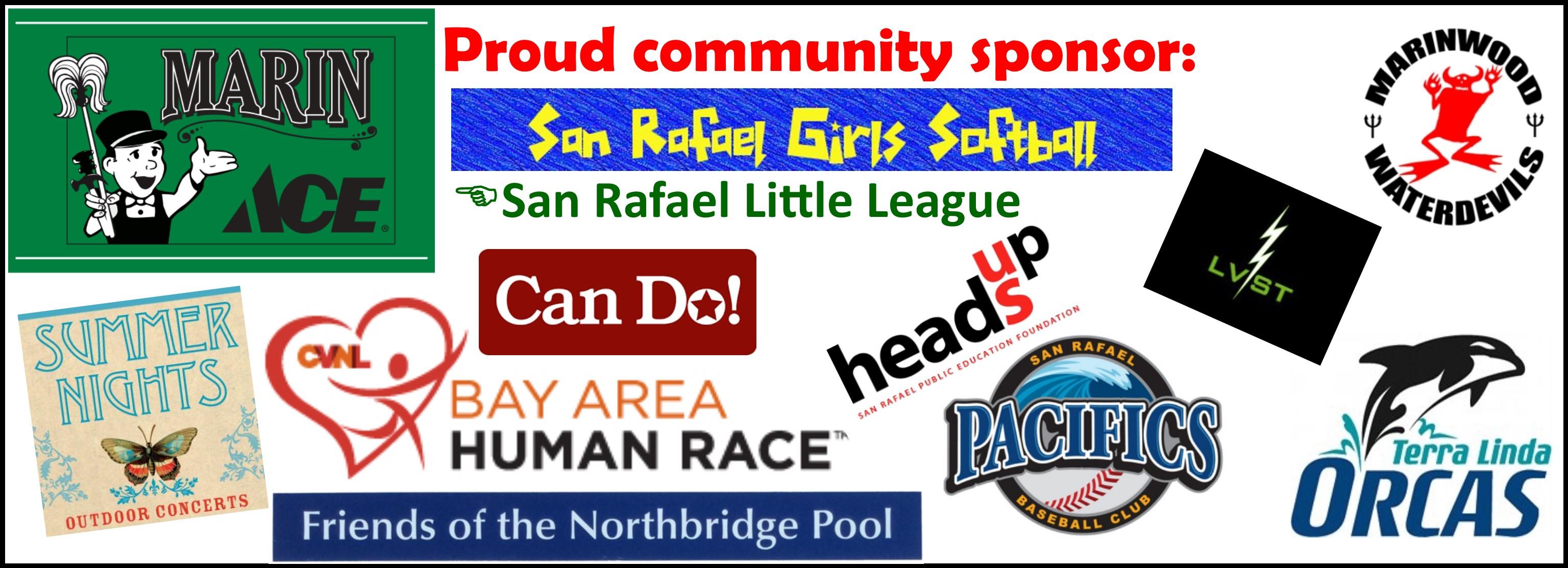 Proud Community Sponsor!