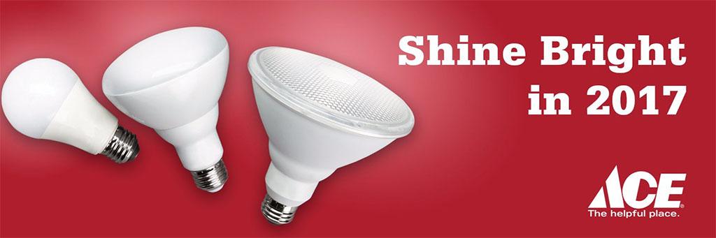 Marin Ace Light Bulbs - Shine Bright In 2017