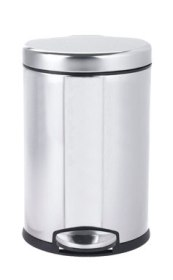 Clean Simple Human Step On Trashcan - Marin Ace Hardware