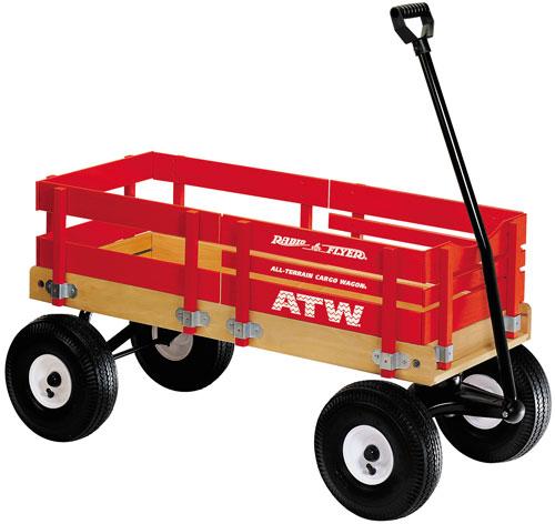 Radio Flyer All Terrain Cargo Wagon