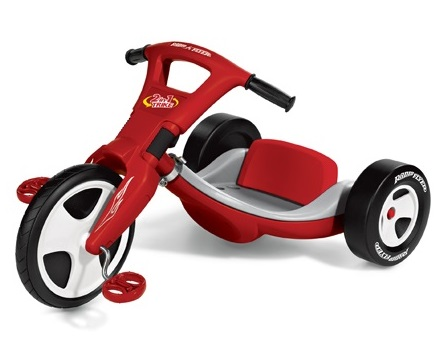 Radio Flyer 2-in-1 Trike #442