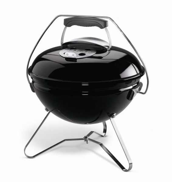 Weber Smokey Joe Premium Black 14.5 inch