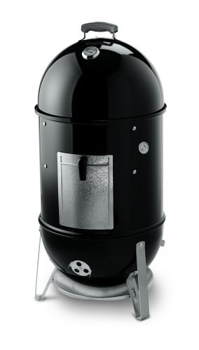 Weber Smokey Mountain Cooker 18 1/2 inch Black