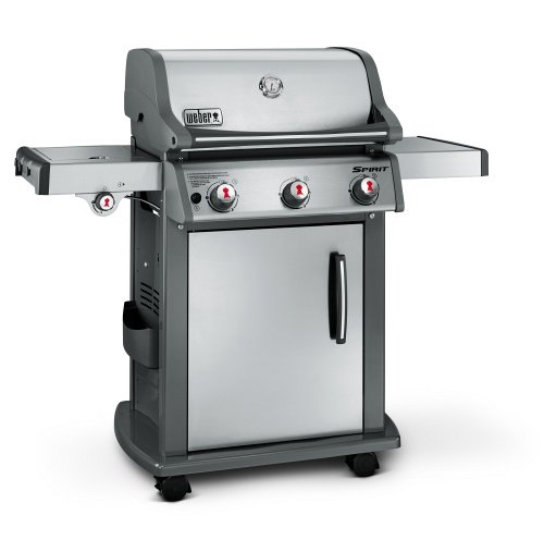 Weber Spirit SP-320 LP Stainless Steel