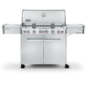 Weber Summit S-670 LP SS