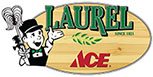Laurel Ace logo