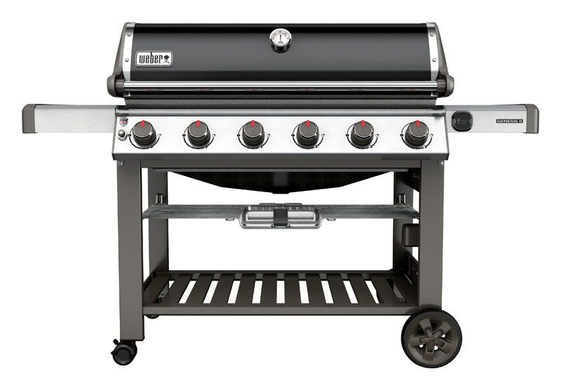 Weber Genesis II E-610 Natural Gas Grill