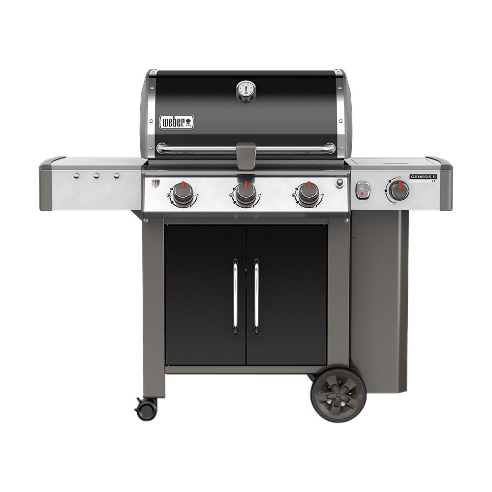 Weber Genesis II LX E-340 Natural Gas Grill
