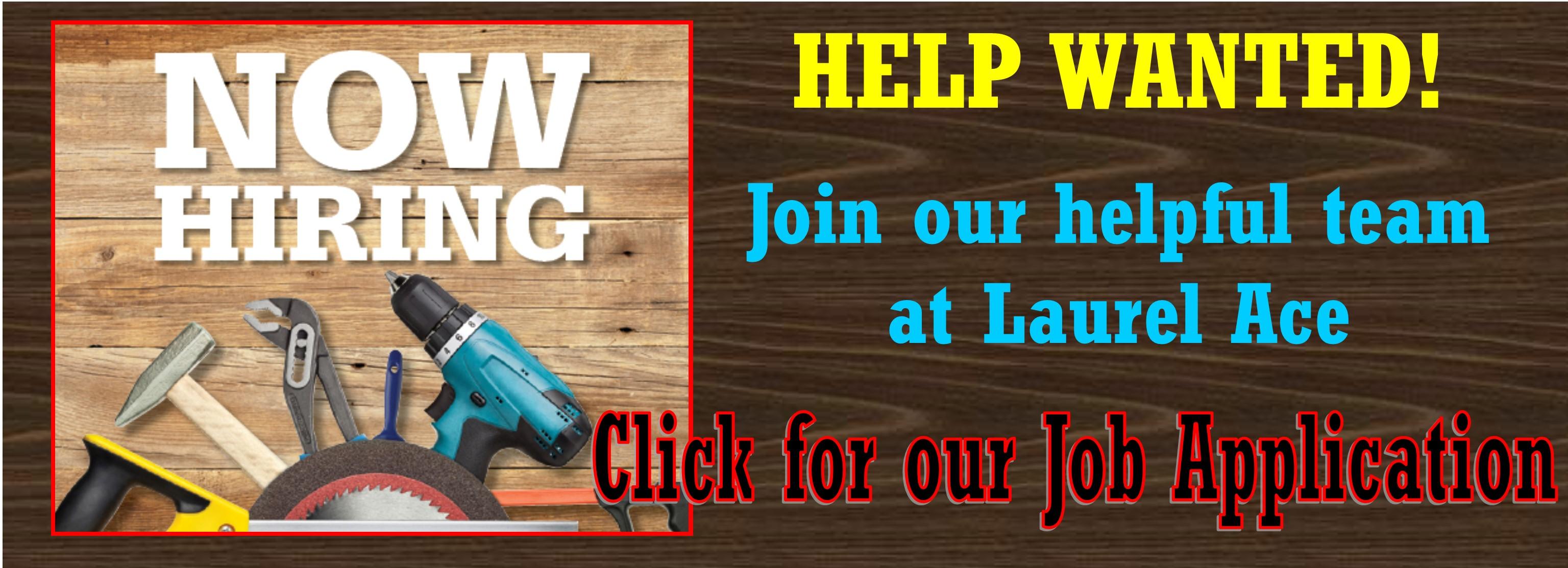 slider now hiring Laurel job app