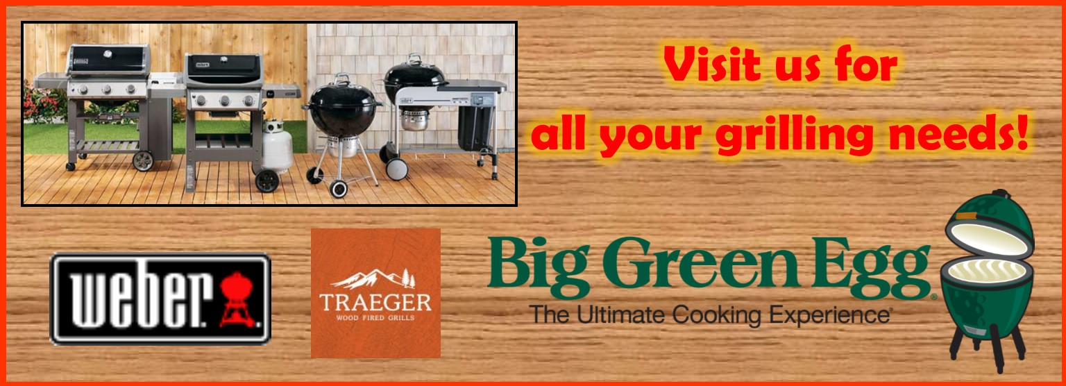 All your grilling needs