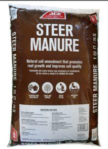 Ace Steer Manure
